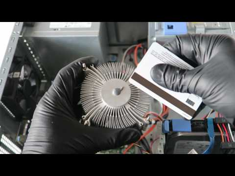 Dell Optiplex 390 Processor Upgrade CMOS Battery