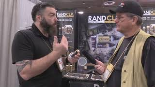 SHOT Show 2018 – Rand CLP, an airgun lubricant?