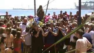 preview picture of video 'LA ROMERÍA DE LA VIRGEN DE LA PALMA EN ALGECIRAS'
