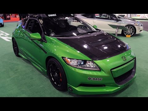 Konig Wheels - On Honda CR-Z 2011 Video