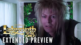 LABYRINTH – Extended Preview   Now Available in 4K Ultra HD