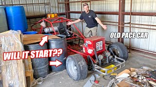 Firing Up the Freedom Factory's ABANDONED Pace & Fire Rescue Car! (it's actually awesome!!!)