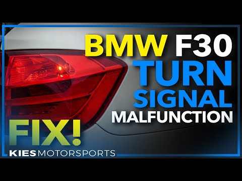 Turn Signal Malfunction Fix F30 BMW Depo Headlights