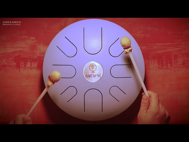 Tongue Drum Music for Relaxation and Meditation, Tank Drum Music