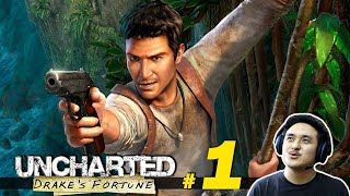 "UNCHARTED Remastered (Hindi) #1 ""Nathan Drake"" (PS4 Pro) HemanT_T"