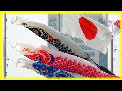 5 мая - праздник мальчиков в Японии (o´∀`o) Подарки и украшения