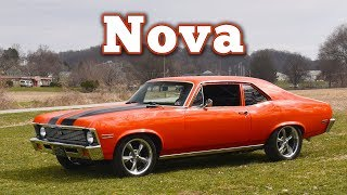 1970 Chevy Nova: Regular Car Reviews
