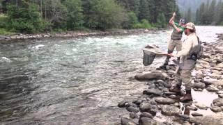 Fly Fishing in Big Sky Montana