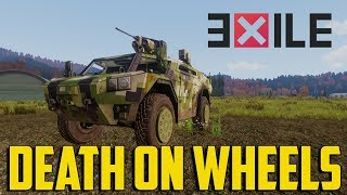 ARMA 3 Exile - Death On Wheels
