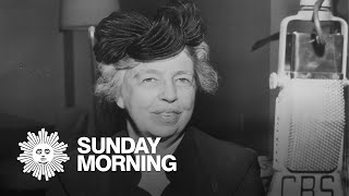 Eleanor Roosevelt, first lady and humanitarian