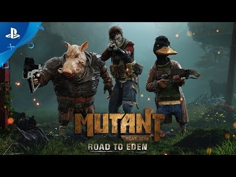 Trailer de Mutant Year Zero Road to Eden Deluxe Edition