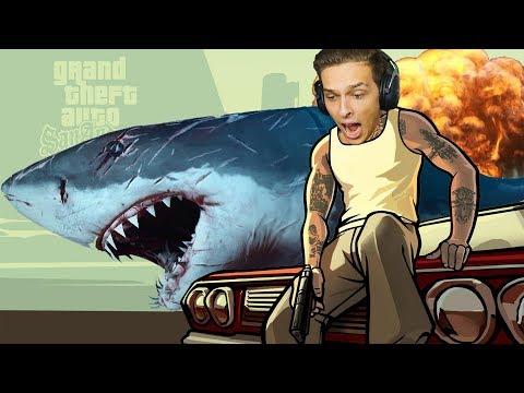GTA8: Žraloci Vrací Úder