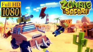 Zombie Offroad Safari Game Review 1080P Official Dogbyte Games
