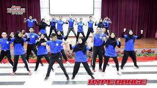 HYPE DANCE MPJD 2019 UPNM