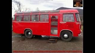 Кафе на колесах из старого автобуса !!
