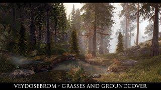 Skyrim SE Mods: Veydosebrom - Grasses and Groundcover