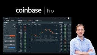 So handeln Sie Crypto auf der Coinbase Pro-App