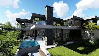 House Lebepe, Eye of Africa Estate, South Africa