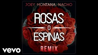 Joey Montana, Nacho   Rosas O Espinas (Audio  Remix)