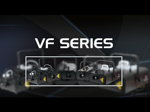 AMERICAN DJ VF 400 Výrobník mlhy