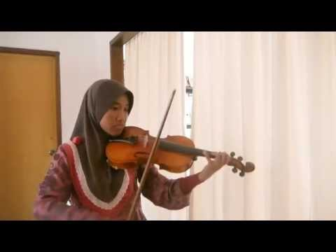 Percaya (Tribute to MH370) ~ violin cover