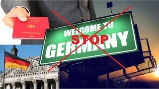 Иммиграция в германию не так все просто.