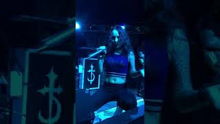 Jinjer LIVE November 1, 2018. New song'Perennial' from EP 'Micro'