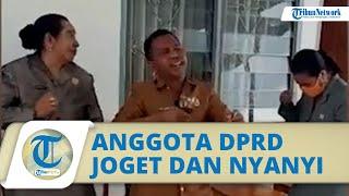 Viral Video Oknum Anggota Dewan Pesta Miras dan Nyanyi di Kantor, Begini Tanggapan Ketua DPRD Malaka