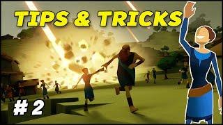 Godus Tips & Tricks - Episode 2 - Gems, Beacons, Settlements, Farming & Mining