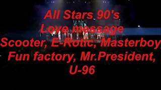 Love message(All Stars 90's) - Love message (1996)