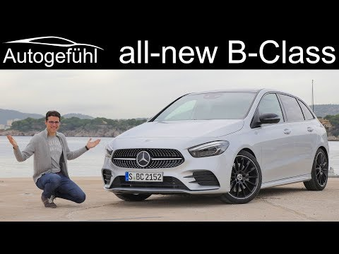 External Review Video dHhLED0Vvvw for Mercedes-Benz B-Class (3rd gen, W247)