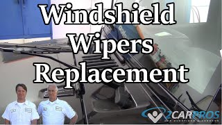 Windshield Wiper Problem - 2001 Dodge Ram 1500: I Recently