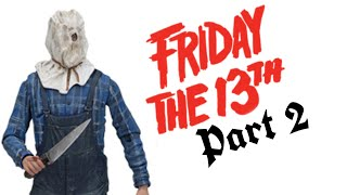 NECA Friday the 13th Part 2 | Ultimate Jason | Review Deutsch