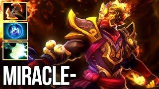 Miracle- | How to play Ember Spirit | Dota 2