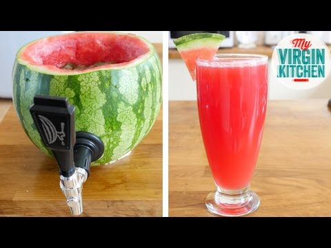 WATERMELON MOJITO COCKTAIL RECIPE
