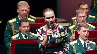 """Фестиваль """"Спасская башня"""" открыл военный оркестр Минобороны России"""