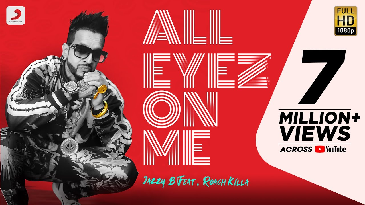 All Eyes On Me Hindi lyrics