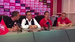Игроки ПАОК получат миллион евро, если обыграют «Спартак». Реакция Ещенко