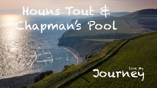 Chapman's Pool and Houns Tout on Jurassic Coast of Dorset by Live My Journey