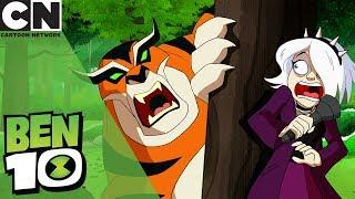 Ben 10 | Rath Confronts Charmcaster | Cartoon Network UK 🇬🇧