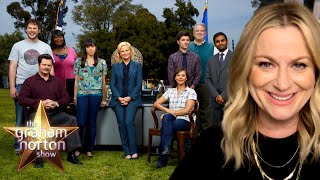 Amy Poehler On How 'Parks & Recreation' Mirrors Current Events | The Graham Norton Show