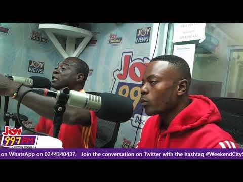 WeekendCity on JoyFM (18-8-18)