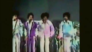 The Jackson 5 Live in Dakar Africa 1974