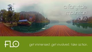 003 - A fairytale mountain lake