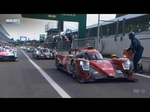 WEC 第3戦 モンツァ6時間レース 2021 予選タイムアタックのハイライト動画