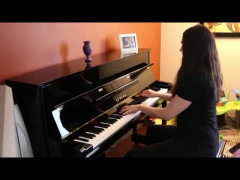 Kat Souponetsky - Almost Spring Composed & Performed by Kat