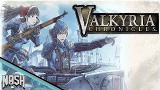 Valkyria Chronicles Игра по заказу . Граф Анимэ!