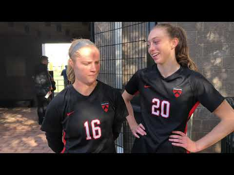 Recap: Women's Soccer vs. Cornell - 11/2/19