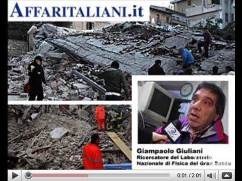 Opinioni e verità sul terremoto in Abruzzo