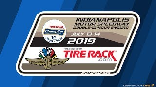 TireRack.com ChampCar Endurance Series® TireRack.com Indy Double 10 - Day 1 Race